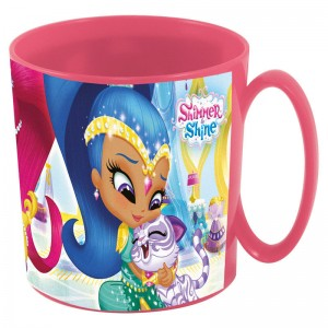 Shimmer and Shine microwave cup