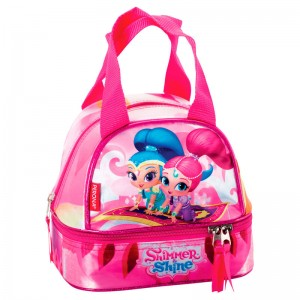 Shimmer and Shine lunch bag