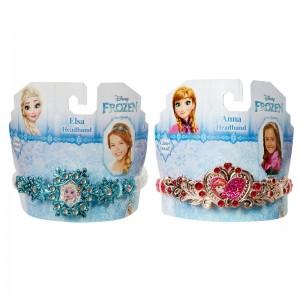 Disney Frozen Elsa Anna assorted tiara
