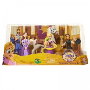 Disney Tangled figurine set