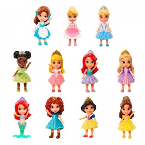Disney Princess assorted doll 7cm