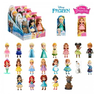 Disney assorted doll 7cm