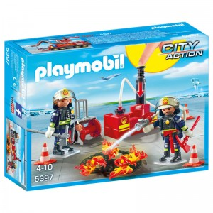 Playmobil City Action Fire department