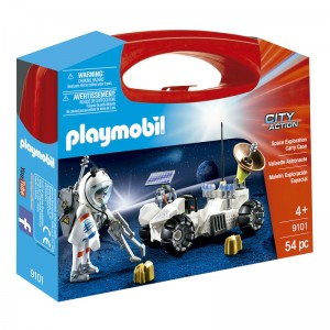 Playmobil City Action Space Exploration carry case