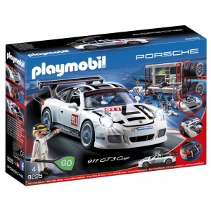 Playmobil City Action Porsche 911 GT3 Cup