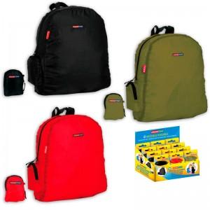 Perona assorted folding backpack 36cm