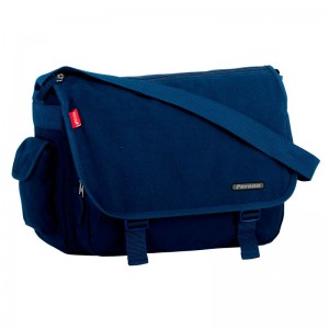 Perona Thursday Navy Blue shoulder bag