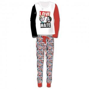 DC Comics Suicide Squad adult pyjama