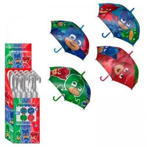 PJ Masks assorted umbrella 42cm