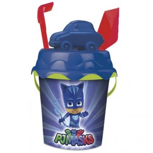 PJ Masks sand bucket and mould*