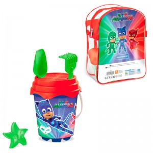 PJ Masks backpack set beach