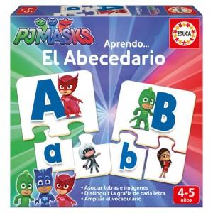 PJ Masks Learn the Alphabet