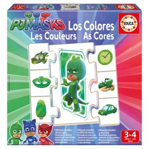 PJ Masks Learn the Colors
