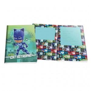 PJ Masks A4 notebook