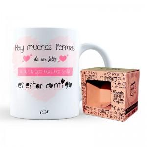 Be With You mug