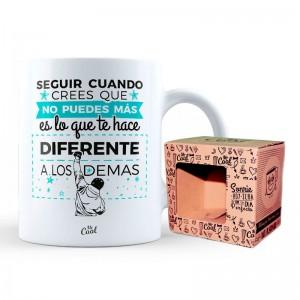 Diferente A Los Demas mug
