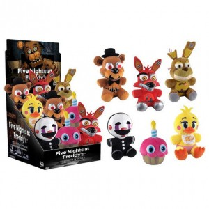 Assorted Plush Five Nights at Freddys 15cm
