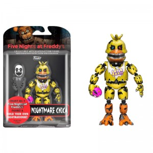 Action figure Five Nights at Freddy's Nightmare Chica
