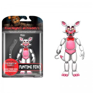 Action figure Five Nights at Freddy's Funtime Foxy