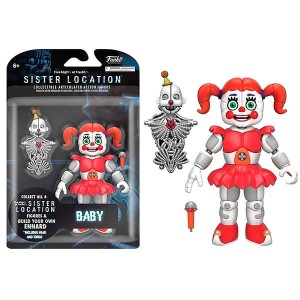 Action figure Five Nights at Freddy's Baby