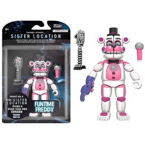 Action figure Five Nights at Freddy's FT Freddy