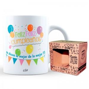 Feliz Cumpleaños mug
