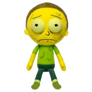 Rick & Morty Morty soft plush toy