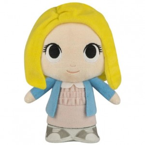 Stranger Things Eleven with Wig plush toy
