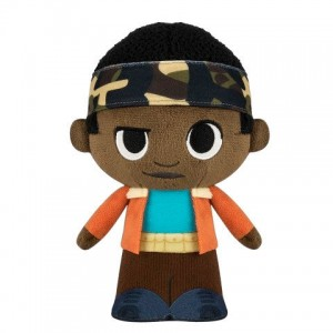 Stranger Things Lucas plush toy
