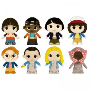 Stranger Things assorted plush toy
