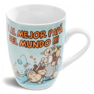 Nici Al Mejor Papa Del Mundo mug