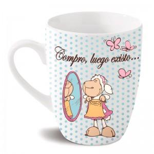 Nici Compro Luego Existo? mug