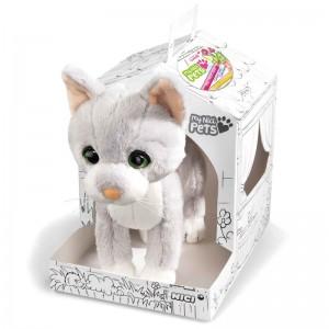 Nici Cat soft plush toy 22cm gift box