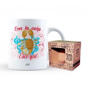 Escorpio mug