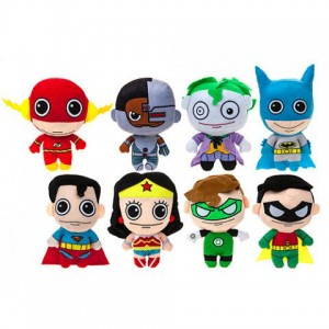 DC comics assorted plush toy 32cm