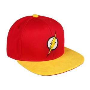 DC Comics Flash premium cap