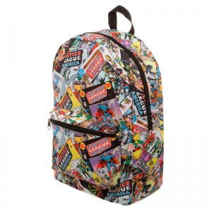 DC Comics Justice League backpack