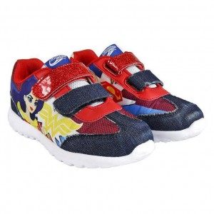 DC Wonder Woman full print sport shoes