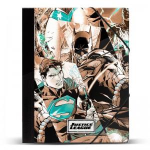 DC Comics Justice League A4 folder