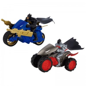 DC Batman assorted vehicles