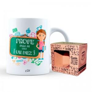 Teacher girl mug