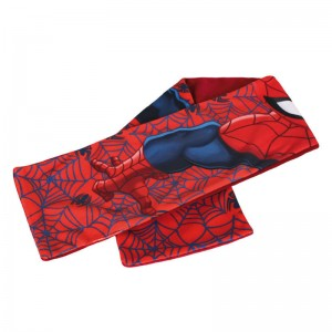 Bufanda Spiderman Marvel polar