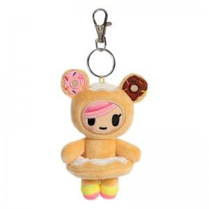 Tokidoki Donutina keychain plush toy 11