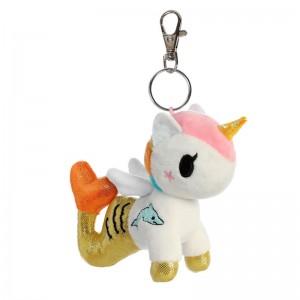 Tokidoki Perla Mermicorno keychain plush toy 11