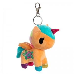 Tokidoki Kaili Unicorn keychain plush toy 11