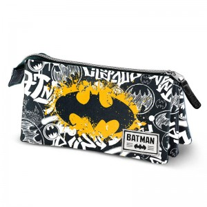DC Comics Batman Tagsignal triple pencil case