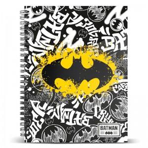 DC Comics Batman Tagsignal A4 notebook