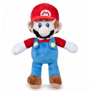Mario Bros soft plush toy 25cm