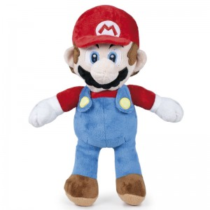 Mario Bros soft plush toy 35cm