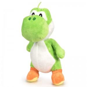 Mario Bros Yoshi soft plush toy 30cm